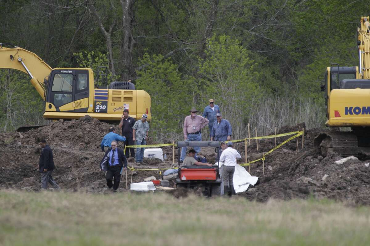 The Killing Fields Authorities have sought to connect William Lewis Reece, 57, to several attacks that happened in the year following his release from prison in 1996. Those cases became linked to the
