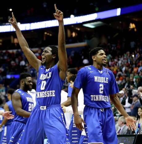 NCAA Basketball Picks Middle Tennessee State Blue Raiders vs Syracuse Orange