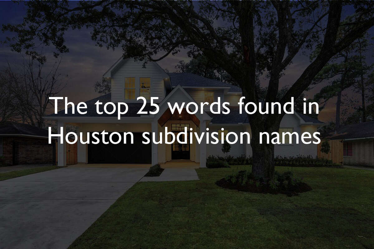 Houston suburbs seem to have the same names and a report from CDS Community Development Strategieshasproven this. Source:CDS Community Development Strategies