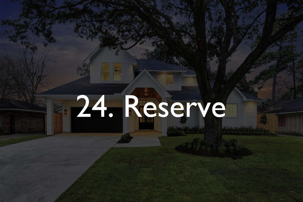 Total Houston suburbs named: 19