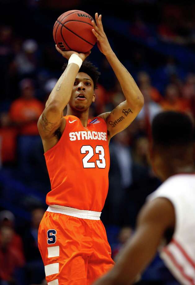 Syracuse Routs Dayton In Return Times Union