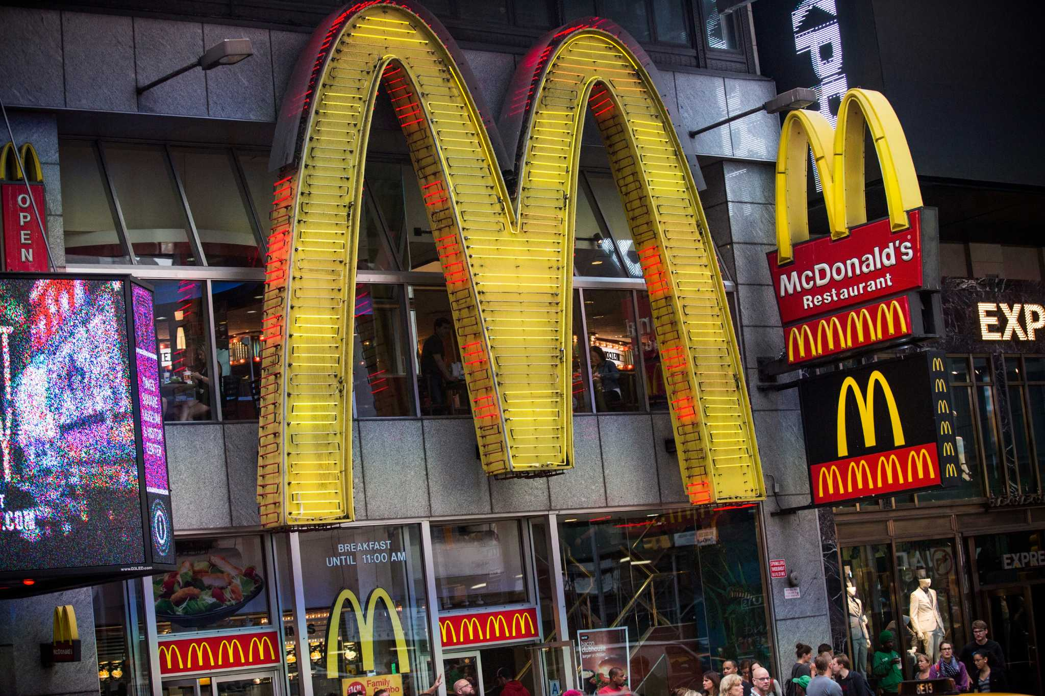 business case for franchise of mcdonalds Mcdonald's and the us national labor relations board asked an agency judge to approve the settlement of a long-running workplace-retaliation case, cutting short a trial that could lead to.