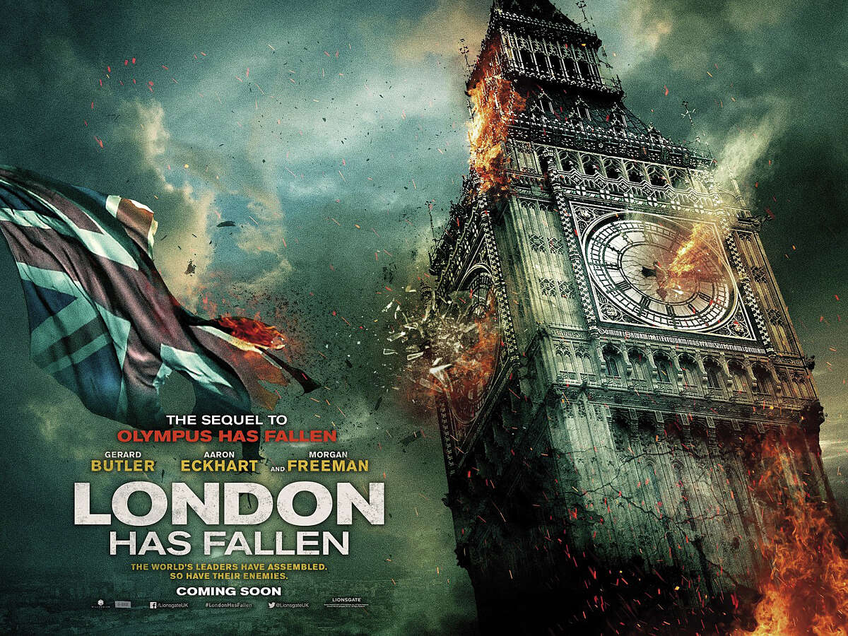 """""""London Has Fallen"""" Available: July 12 via RedboxThe British Prime Minister has mysteriously died, and the the funeral turns into a plot to kill all the world's leaders in this action/disaster sequel to the 2013 film """"Olympus Has Fallen"""""""