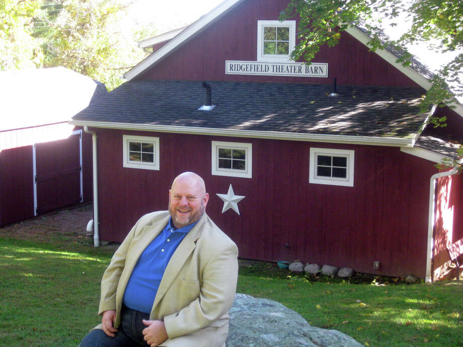 Wayne Leiss, shown above, was hired as the executive director of the Ridgefield Theater Barn. Photo: Contributed Photo / Contributed Photo / The News-Times Contributed