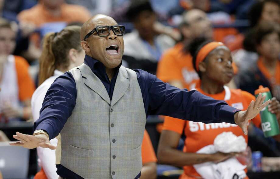 Ncaa Notes Syracuse Women S Coach Quentin Hillsman Fondly Remembers