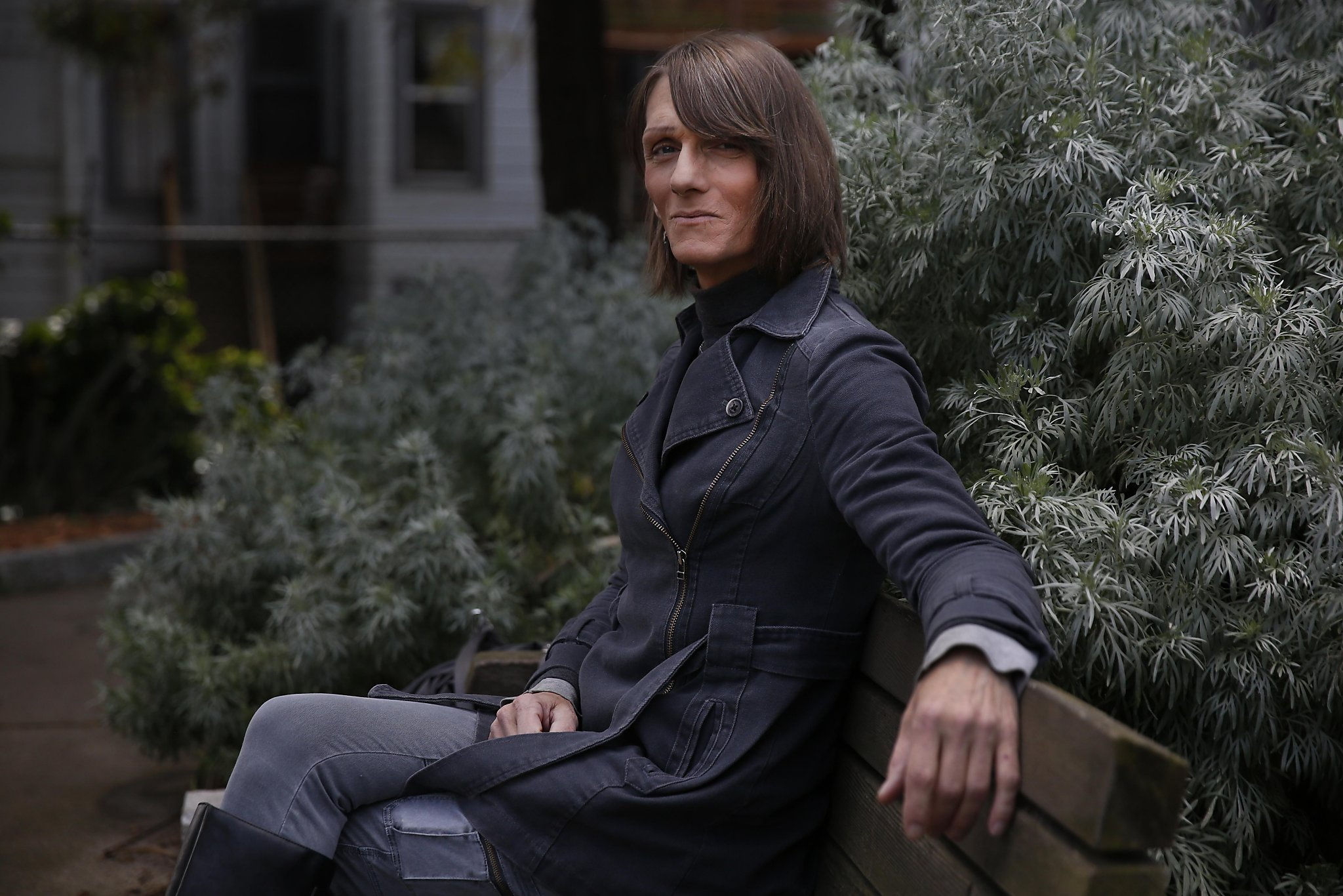 Transgender pioneer out of prison, on a new path - San Francisco Chronicle