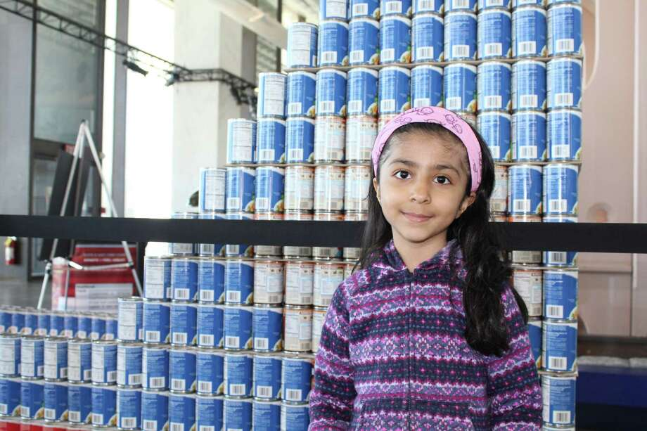Were you Seen at the 6th Annual Capital Region CANstruction Family Fun Day at the NYS Museum in Albany on Saturday March 19, 2016? Photo: Sara Stein