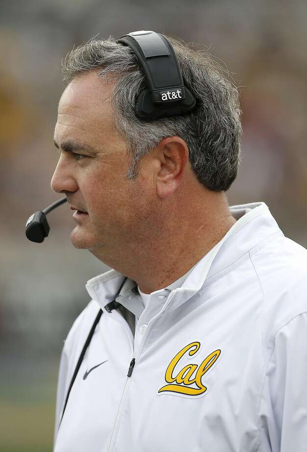 Cal football coach Sonny Dykes is a big Jared Goff fan. Photo: Tony Avelar, Associated Press