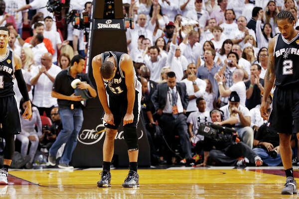 Spurs Archives Game 7 Finals Loss To Miami Leaves S A To Wonder What If Expressnews Com