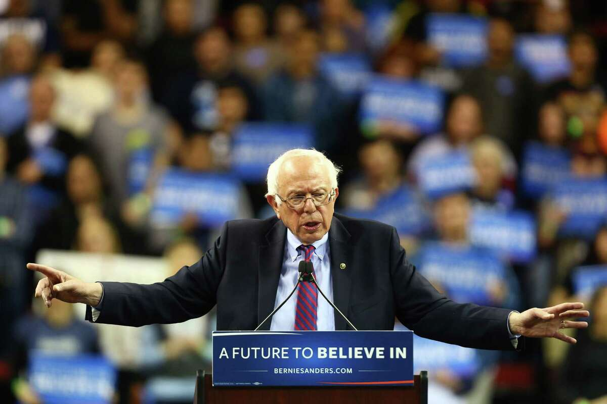 Sen. Bernie Sanders: The 2016 campaign has left him with a small-donor email fundraising base that makes other candidates salivate.