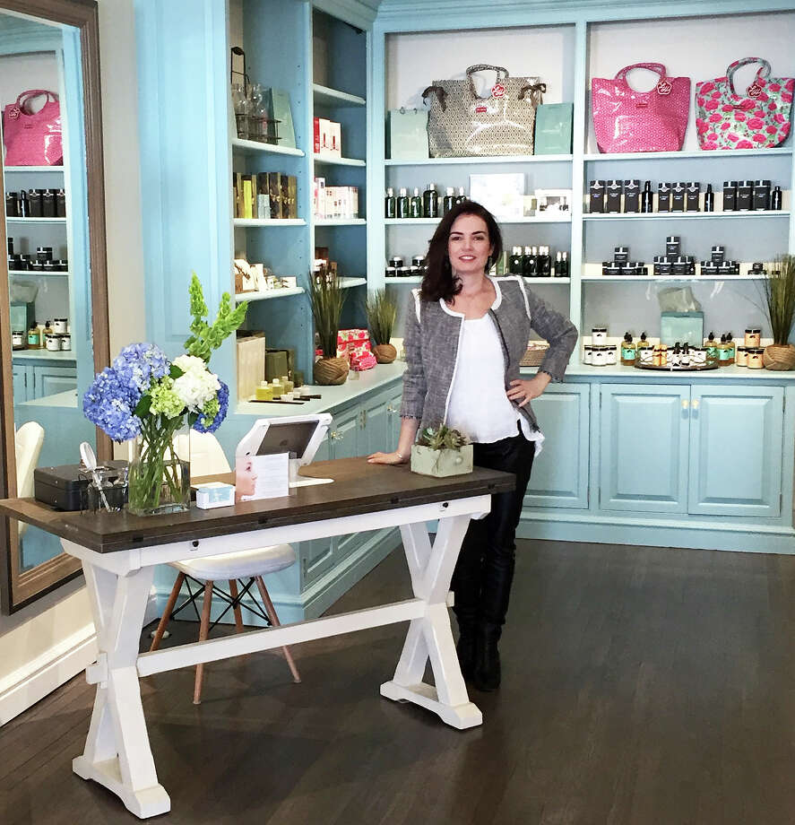 Organachs Farm to Skin, a boutique featuring organic beauty products, has been opened by Siobhan McKinley on Post Road West. Photo: Contributed Photo / Contributed Photo / Westport News