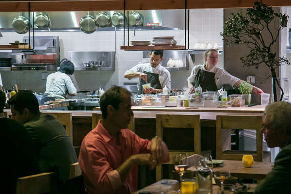 Kitchen shuffle at the Perennial, as Anthony Myint and