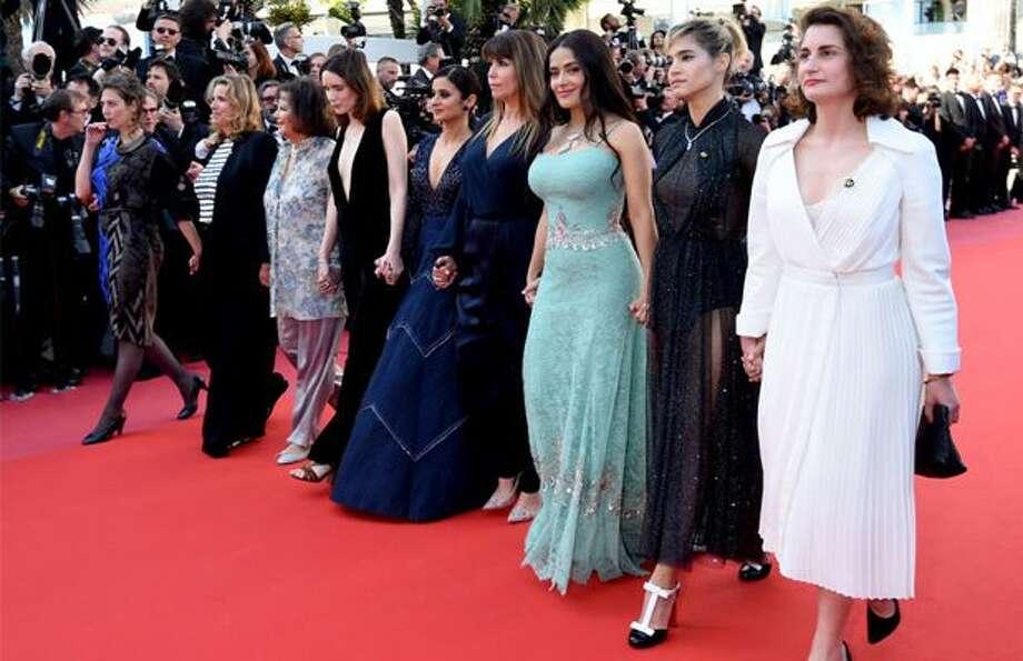 Cannes Report, Day 5: Salma Hayek Sounds Off, Gaspar Noé Redeemed