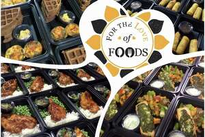 For the Love of Foods, a meal-prepping service that has been operating online for a year, will open at 2505 Nederland Ave. next month.