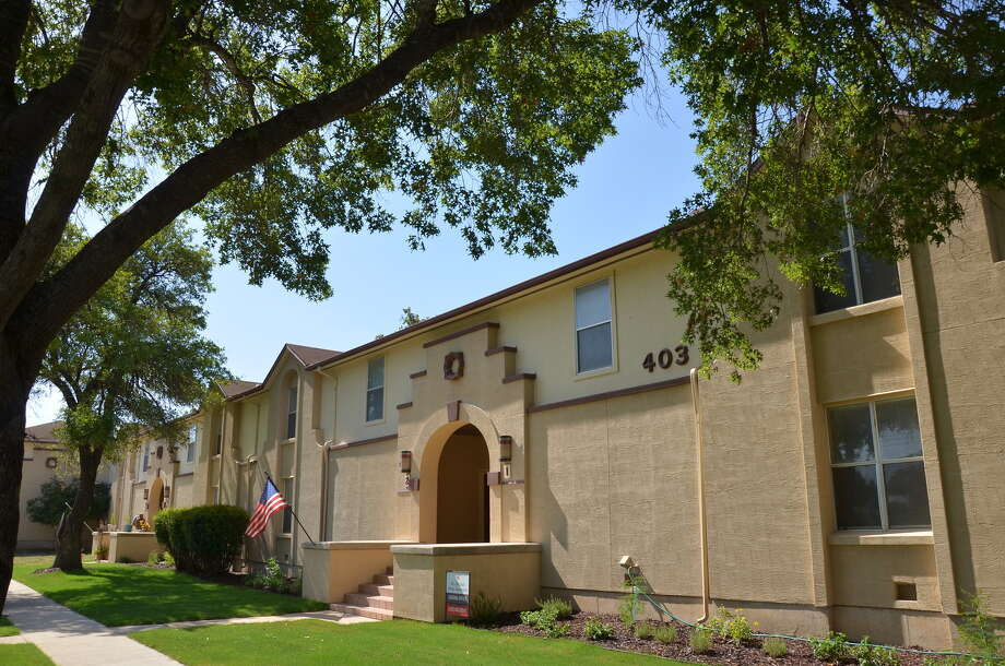Port San Antonio is in talks with two companies to upgrade almost 300 existing, unoccupied townhomes at the industrial park's Billy Mitchell Village complex. Photo: Courtesy Photo