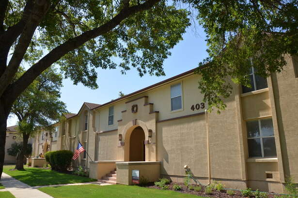 Port San Antonio is in talks with two companies to upgrade almost 300 existing, unoccupied townhomes at the industrial park's Billy Mitchell Village complex.