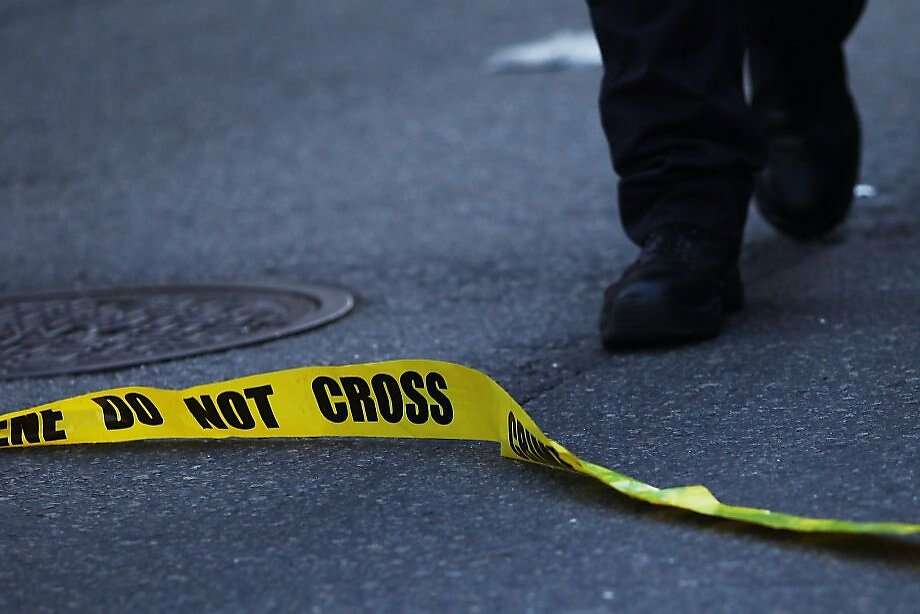 San Francisco police are investigating separate stabbings over the weekend in the Mission District and Chinatown that left two men wounded, including one with life-threatening injuries. Photo: Spencer Platt / Getty Image, Getty Image