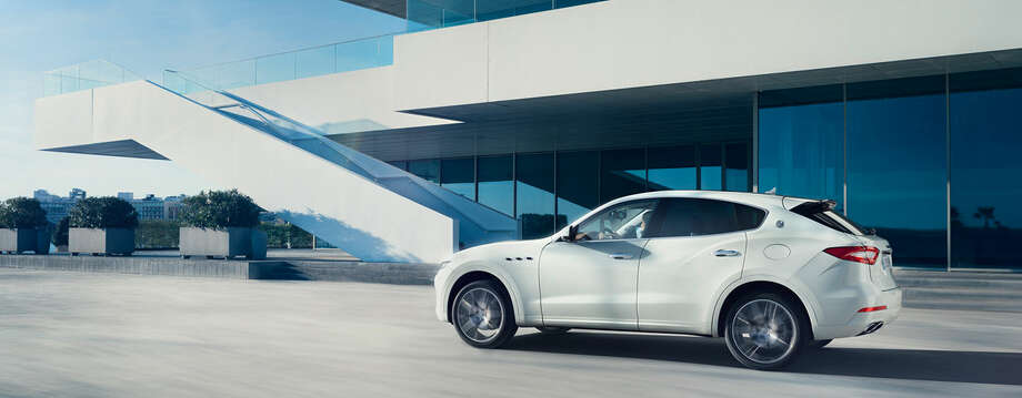 This past week Maserati unveiled its first SUV, the Maserati Levante, at the Geneva Motor Show.  Photo: Maserati