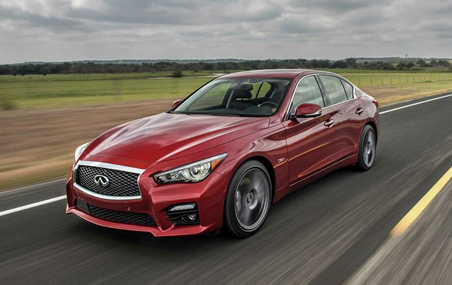 Infiniti Gets Zesty With Hp Sports Sedan Houston Chronicle