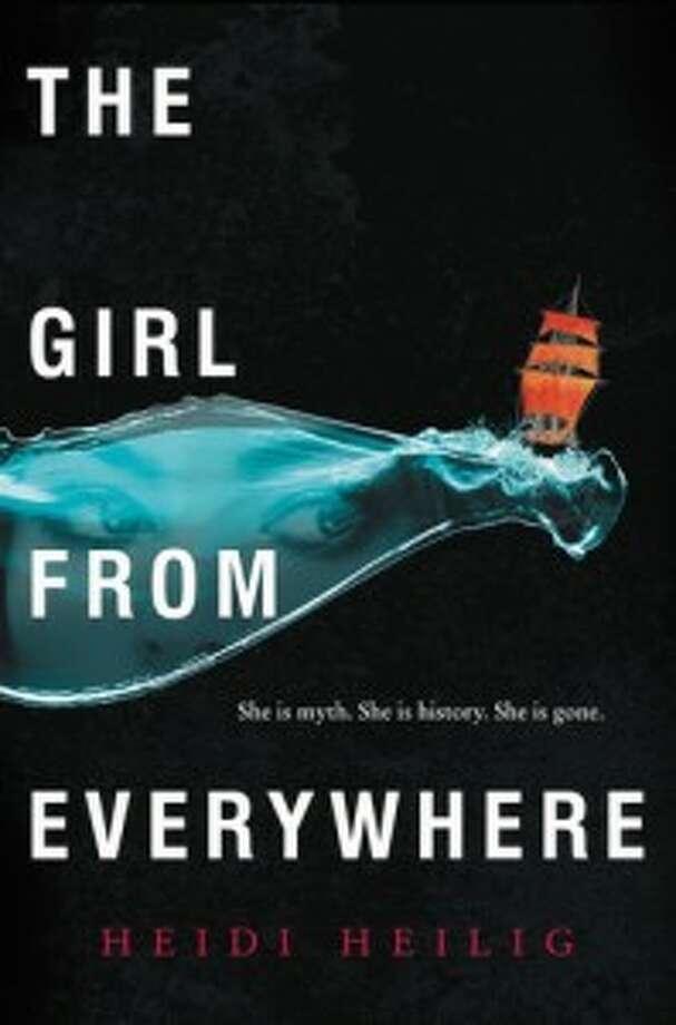 Girl From Everywhere A Time Travel Saga For Teens San