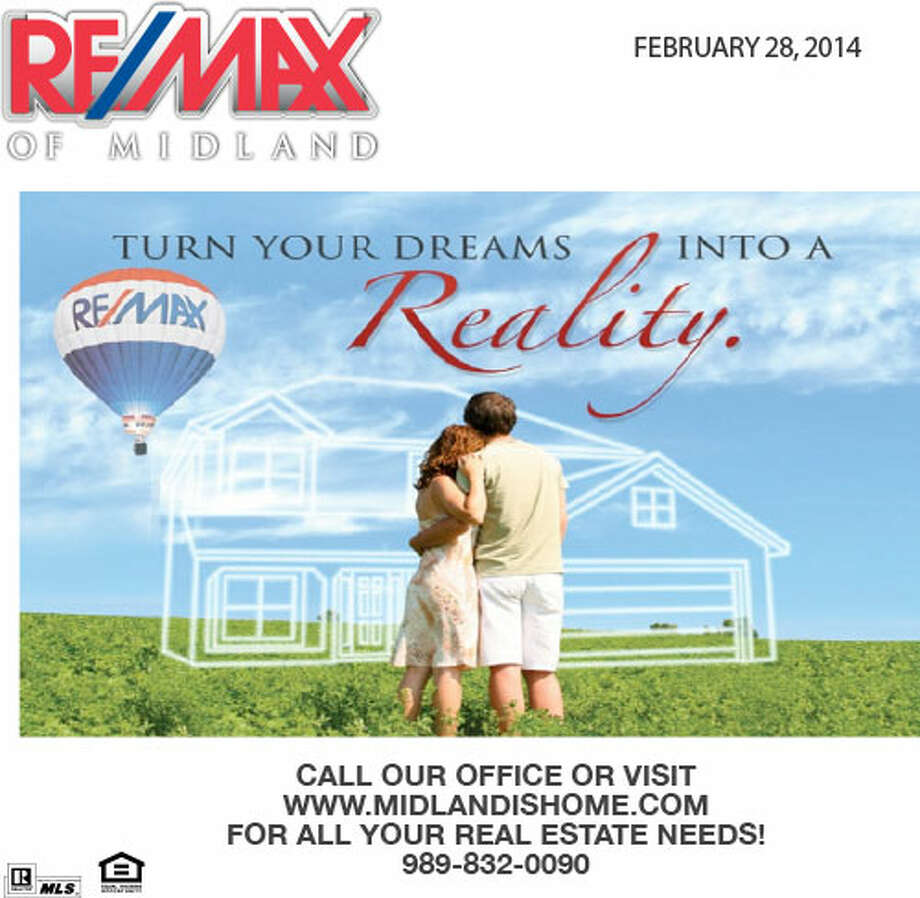 RE/MAX Of Midland - February 27th 2014