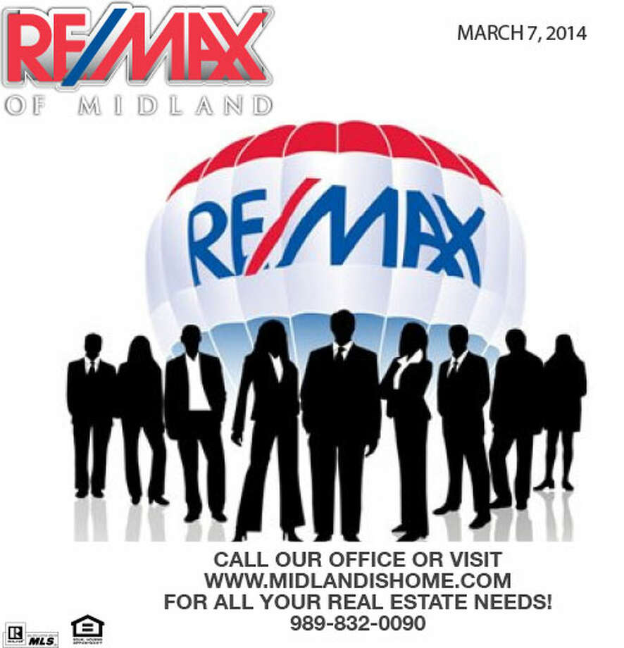 RE/MAX Of Midland - March 6th 2014