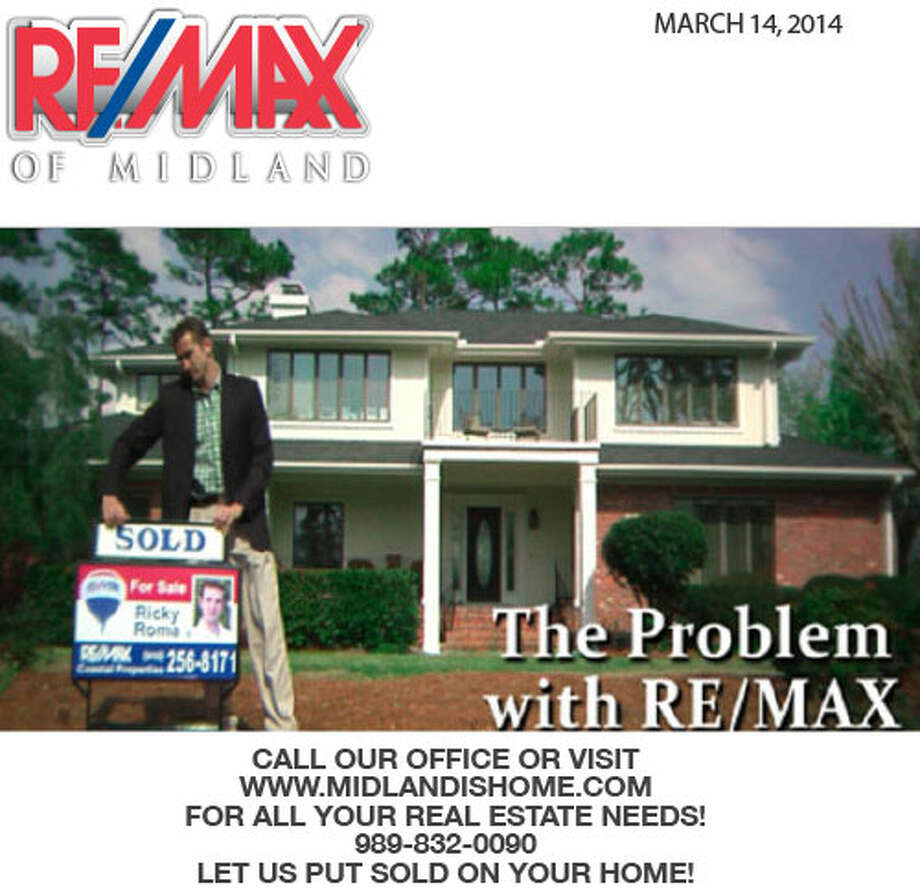 RE/MAX Of Midland - March 13th 2014