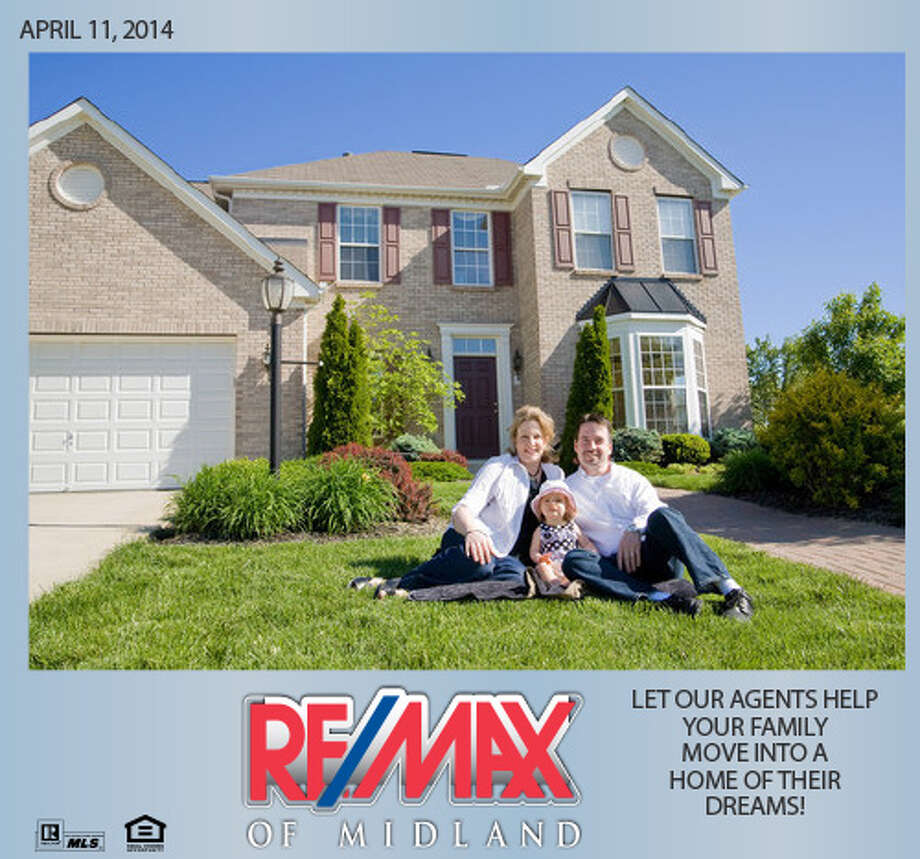 RE/MAX Of Midland - April 10th 2014