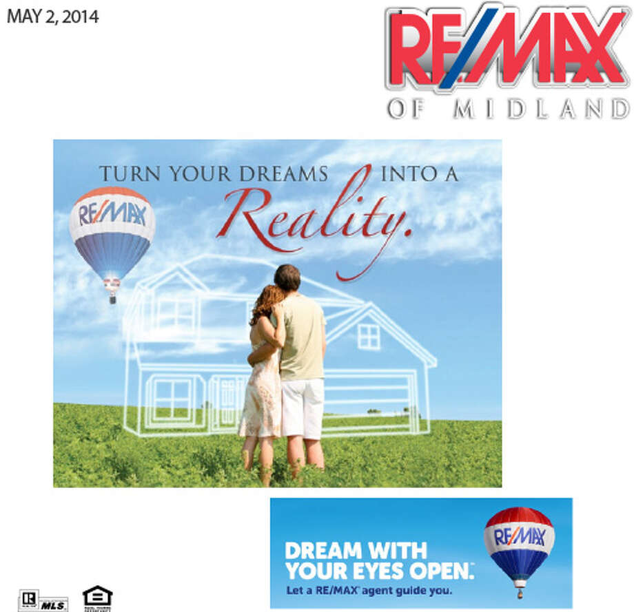 RE/MAX Of Midland - May 1st 2014