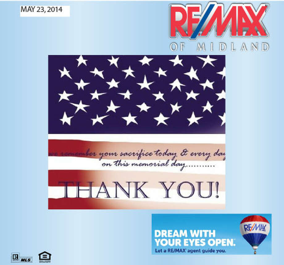 RE/MAX Of Midland - May 22nd 2014