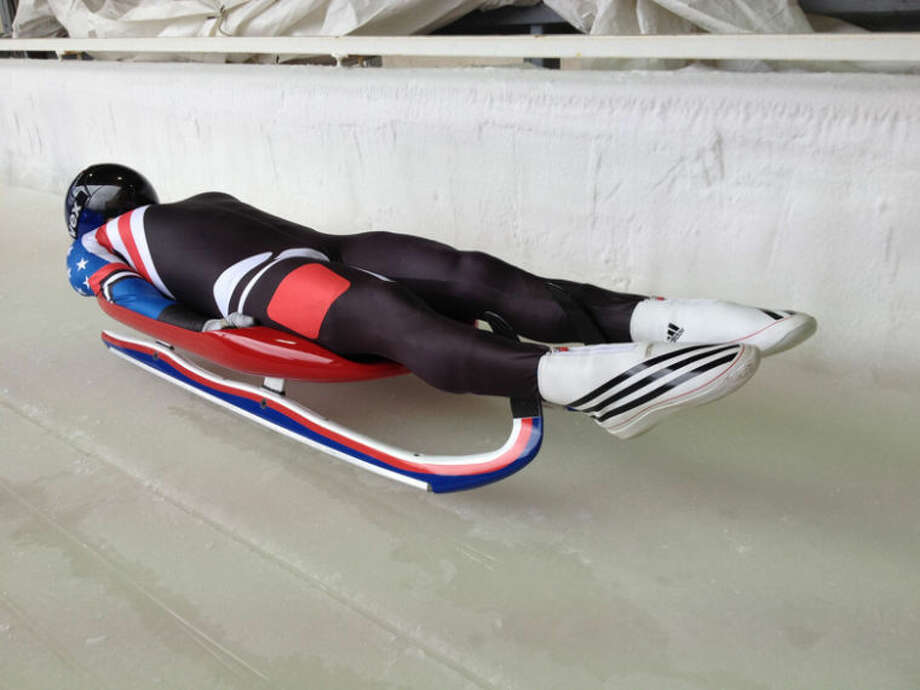 Photo providedThe U.S. luge team and Dow established a multi-year partnership in 2007 when the team approached Dow as a sponsor. The manufacture of the sled components began in April 2012 and Dow employees worked hard all through the fall.