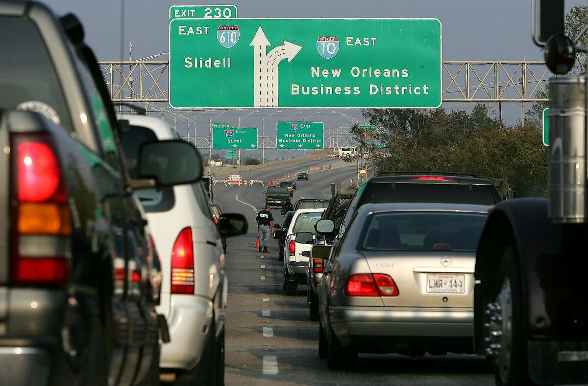 No. 20 New Orleans. Congestion level: 22 percent. Evening commute congestion level: 57 percent.