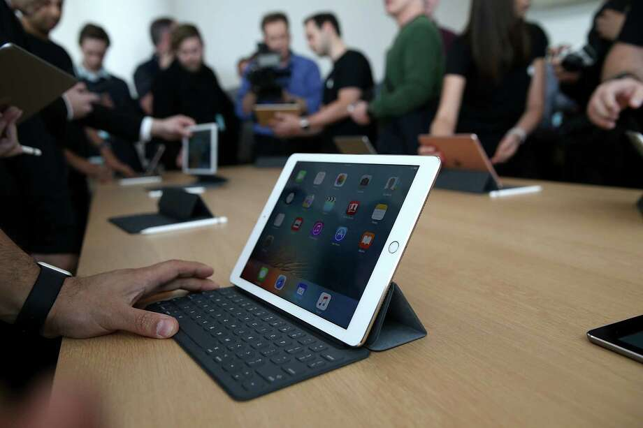 iPad Pro 12.9-inch display, 64 GB - $799: In 1918, $45.37 Photo: Justin Sullivan /Getty Images / 2016 Getty Images