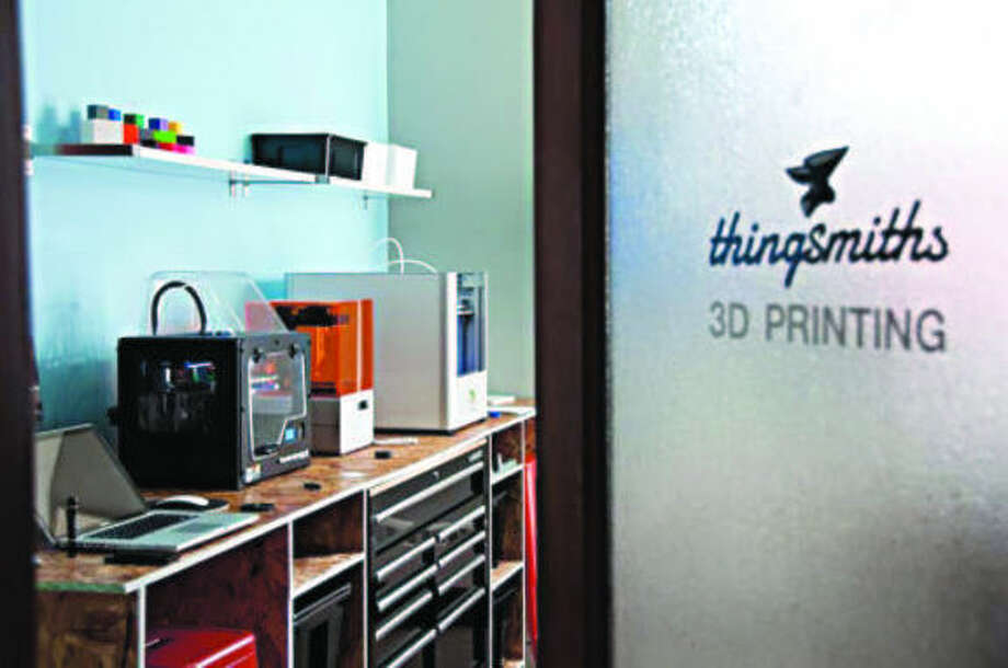 Midland High graduate Owen Tien has opened Thingsmiths 3D Printing in Ann Arbor. Photo provided.