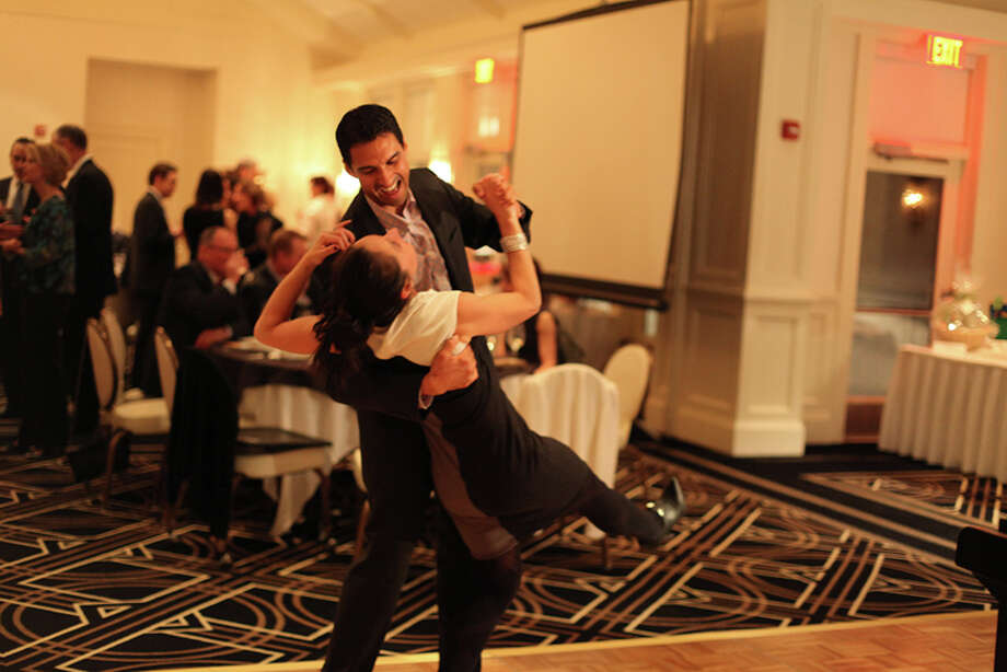 The night included a candlelight dinner, dancing to dueling pianos, raffles and a silent auction. Photo: Photo Provided