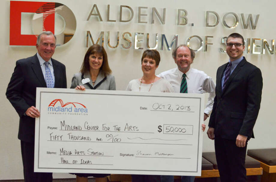 Photo providedThe Midland Center for the Arts was one of the nonprofits receiving an impact grant in 2013.