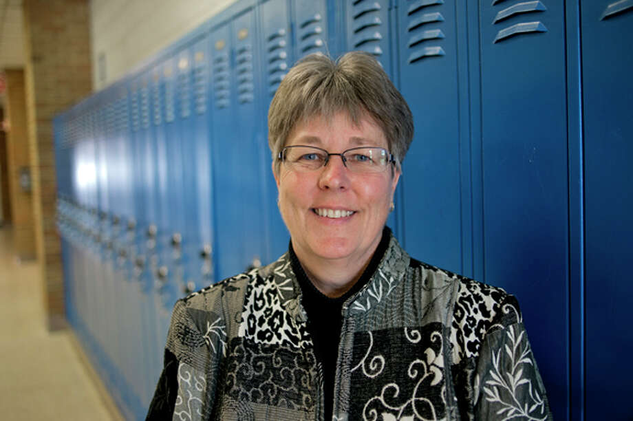Coleman superintendent Mary Pitchford. Photo: Nick King/Midland  Daily News / Midland Daily News