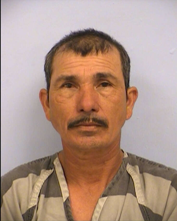 Fajardo Condrado has been charged with misdemeanor animal cruelty in connection with a Travis County cockfighting ring on Saturday, arrest affidavits show. Photo: Travis County Jail