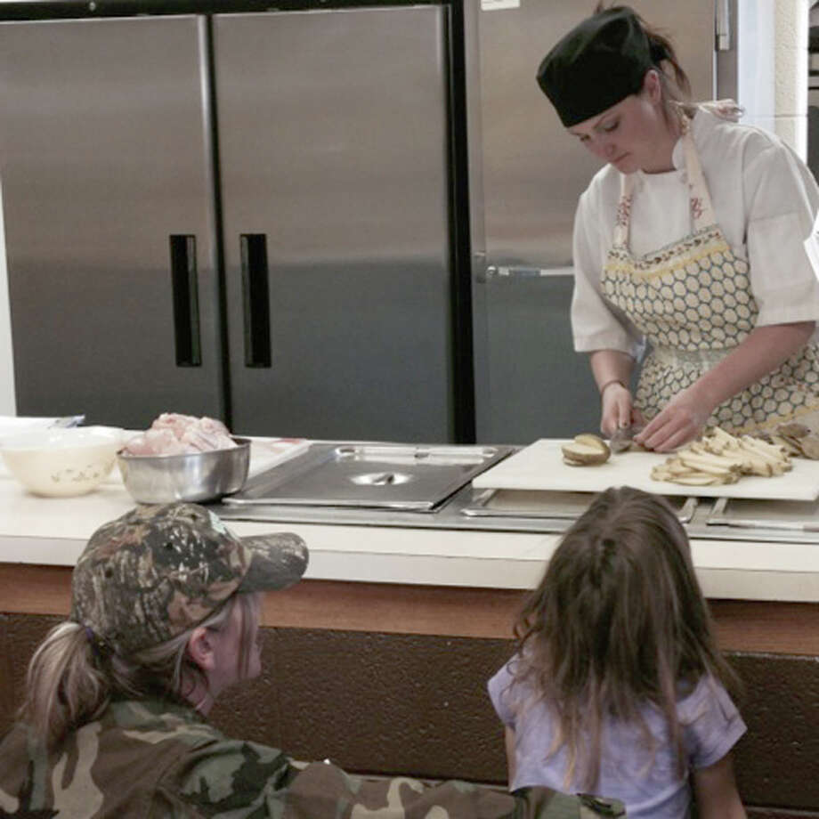 Photo providedThe current class of Cooking Matters is already under way, but more classes are being scheduled for spring and summer at the Salvation Army Corps Community Center.