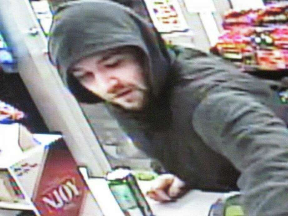 A photo of the suspect released by the Midland Police Department.