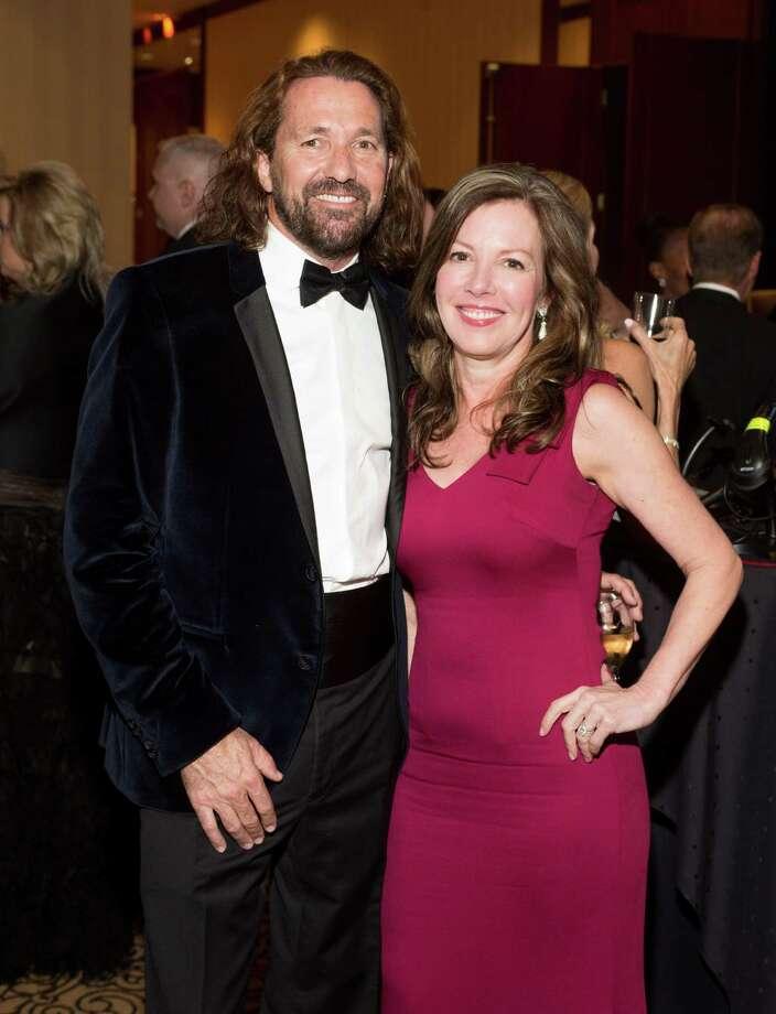 Jeff and June Leppard Photo: David Shutts