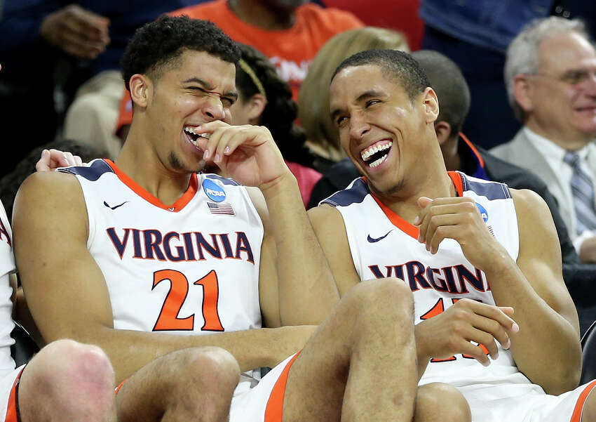 47. 1 Virginia defeats 16 Hampton, 81-45 Hampton was down 20-18 with just under six minutes to go in the first half. Then the Pirates' ship took on a lot of water, sinking to some pretty low depths in the second-worst defeat of the tournament. Pain index: 1