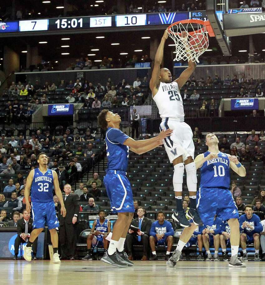 46.2 Villanova defeats 15 UNC Asheville, 86-56 The only other game with a 30-point margin of victory, UNC Asheville was within two with just five minutes to go in the first half. They then got outscored by 32 points over the final 24 minutes. Pain index: 1