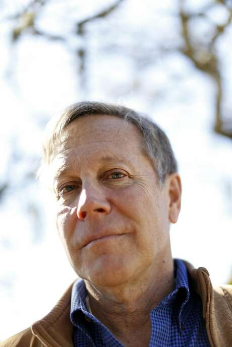 California Poet Laureate Dana Gioia in Santa Rosa, Calif., on Sunday, February 21, 2016. Photo: Scott Strazzante, The Chronicle