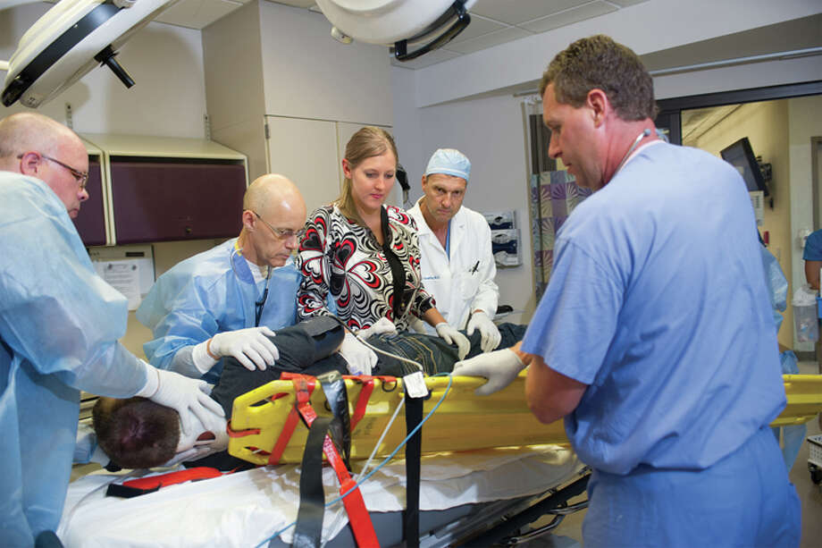 Photo providedAs a Level II Trauma Center, MidMichigan can provide residents throughout the region with access to local trauma care and ensure that critically injured patients have immediate access to trauma treatment.