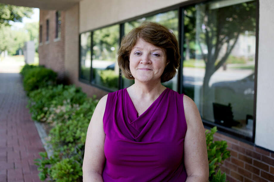 NEIL BLAKE | nblake@mdn.net Susan Dusseau is retiring as executive director of Cancer Services after about 28 years. She will continue to serve through Decemeber. Photo: NEIL BLAKE | Nblake@mdn.net