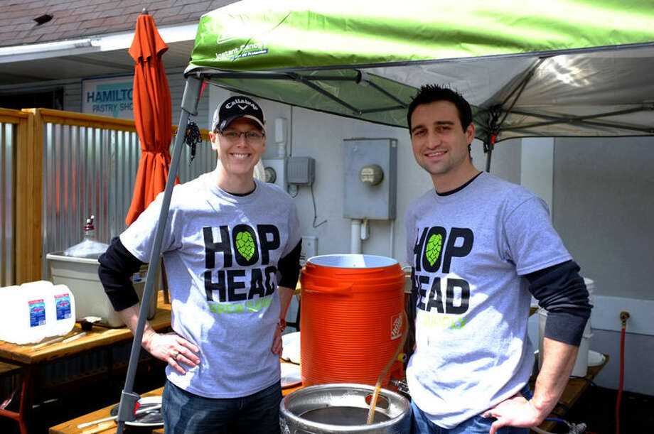 A local homebrew club called The Dead End Brewers will host a homebrew competition in Midland this fall. Photo: Photo Provided