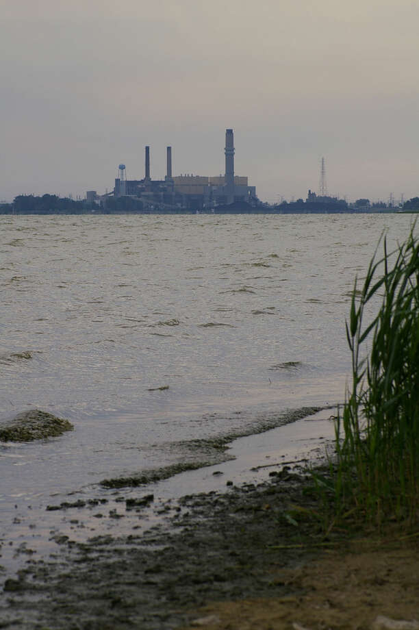 Saginaw Bay, looking from Bay City State Park Recreational Area. Photo: Steve Griffin | For The Daily News
