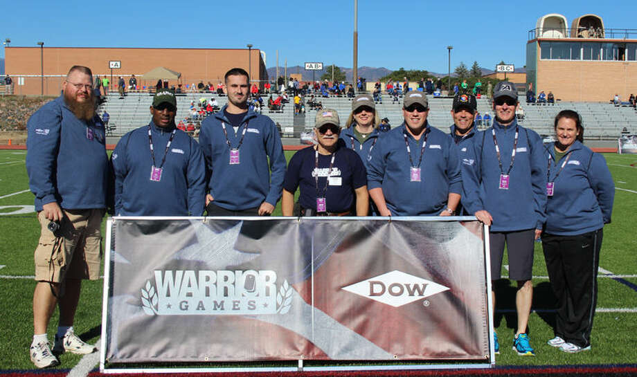 A team of employees from The Dow Chemical Co. traveled to The Warrior Games this summer to show support for veterans and individuals with disabilities.