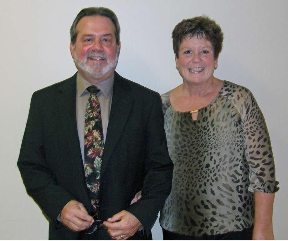 Dr. Peter and Patti Antonacopoulos